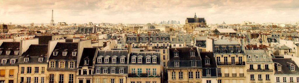 Illustration Paris - Trouver un appartement à Paris